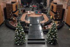 Opname - Catering eindejaarshow VRT